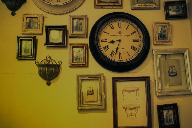 時計時間の管理